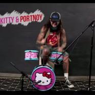 Mike Portnoy'un Hello Kitty'li Performansı